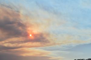 Smoke haze 2014