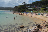 Merimbula's Bar Beach 2