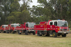 CFA Fire Trucks 2014    /2