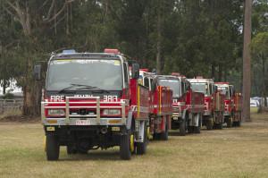 CFA Fire Trucks 2014    /1