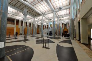 Parliament Foyer 1