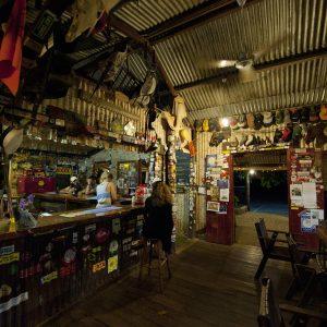 Outback Pub.