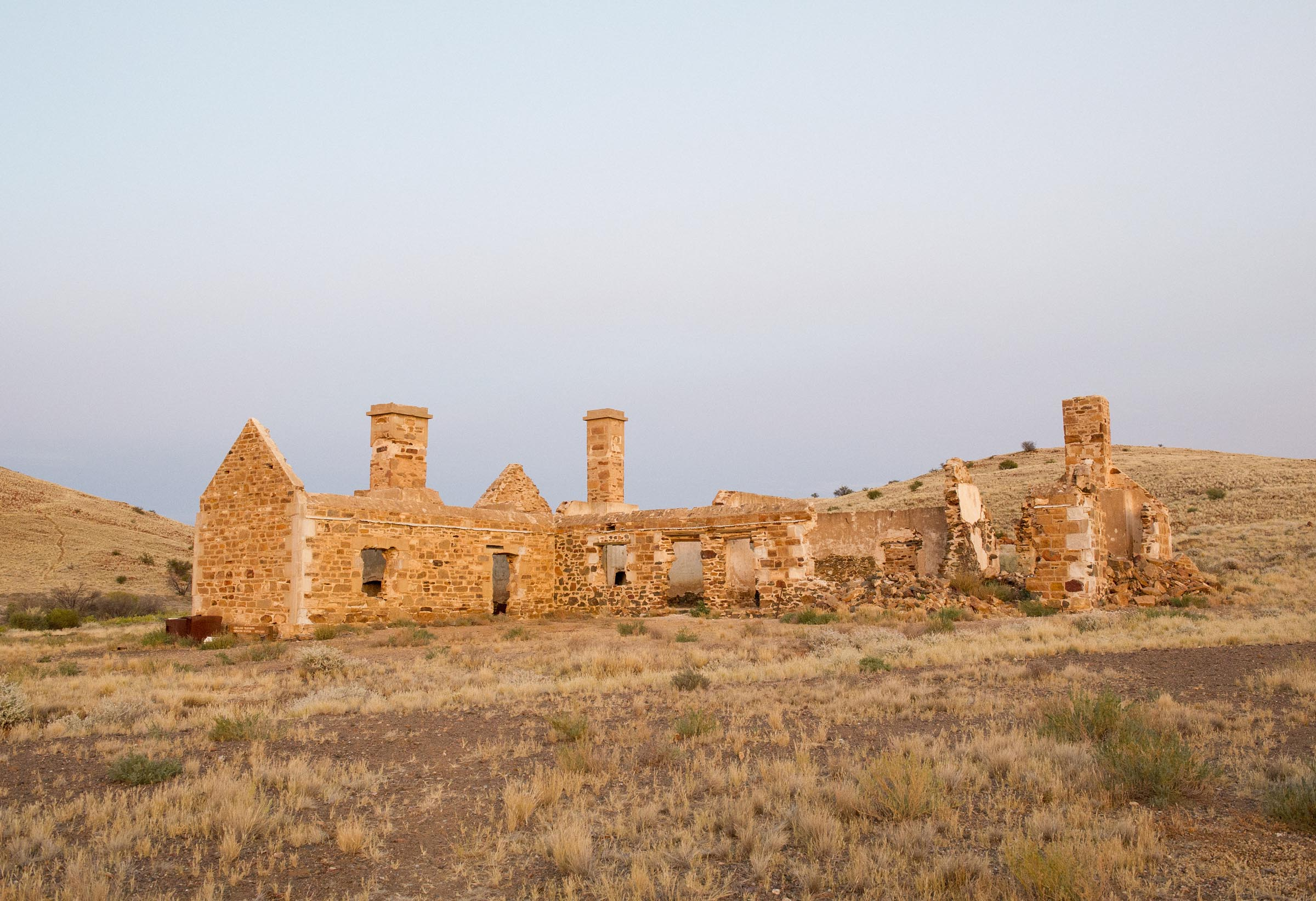19th century Outback Telegraph Station