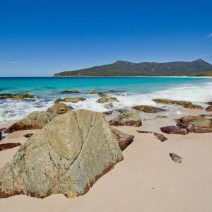Wineglass Bay Tasmania.