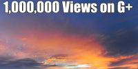 1,000,000 Views on Google+